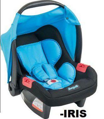 Bebê Conforto Burigotto Touring Evolution Iris