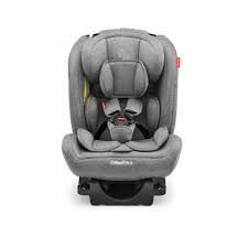 Cadeira Fisher Price All Stages Fix 2.0 ISOFIX Cinza 82482