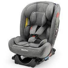 Cadeira Fisher Price All Stages Fix 2.0 ISOFIX Cinza 0-36kg