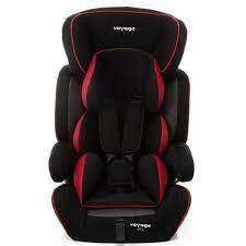 Cadeira Voayge Alfa Preto/Vermelho