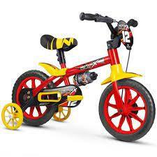Bicicleta Nathor Aro 12 Motor X PU Selim Macio