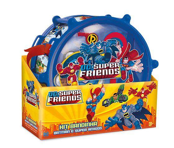 Kit Bandinha Fun Batman e Super Amigos
