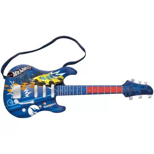 Guitarra Fun Hot Wheels