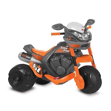 Moto Band Supersport 6V 2594 Cinza