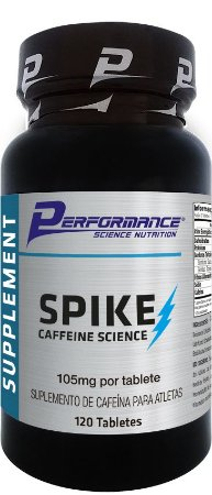 SPIKE CAFFEINE SCIENCE - PERFORMANCE NUTRITION