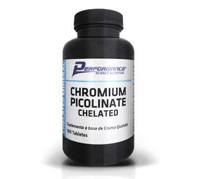 CHROMIUM PICOLINETE CHELATED - PERFORMANCE NUTRITION