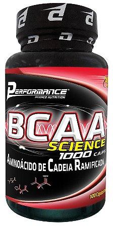 BCAA AMINOACIDO SCIENCE 1000 - PERFORMANCE NUTRITION