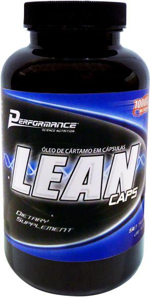CARTAMO LEAN CAPS - PERFORMANCE NUTRITION