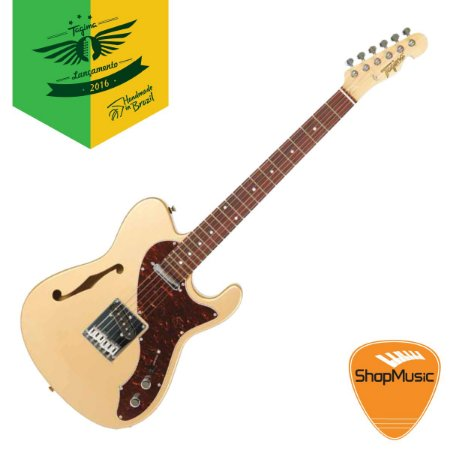 Guitarra Tagima T484 Dourada
