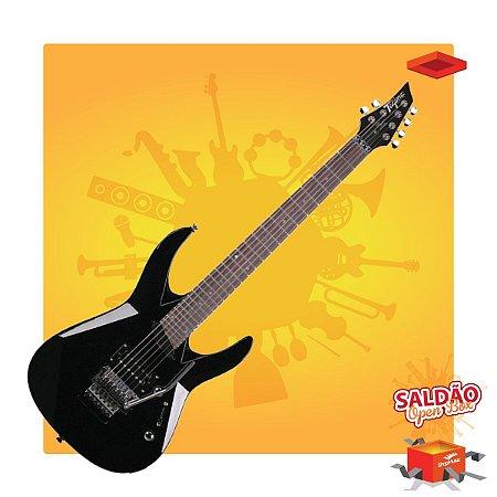 Guitarra Tagima K2 Kiko Loureiro Signature Preta