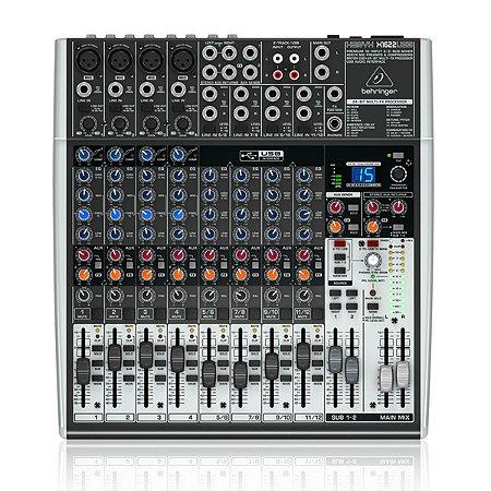 Mesa de Som Behringer Xenyx X1622 USB
