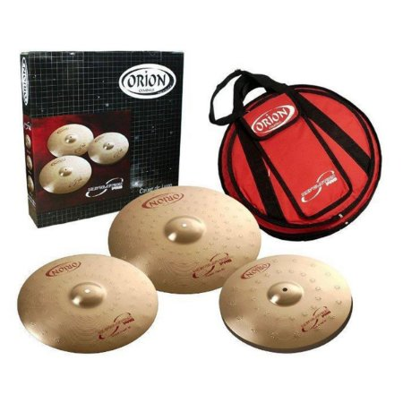 Kit de Pratos Orion Revolution Pro Set RP70 Medium