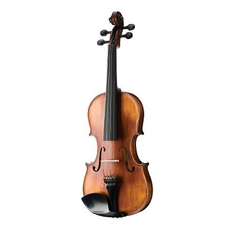 Violino Michael VNM49 4/4 Ebano Envelhecido