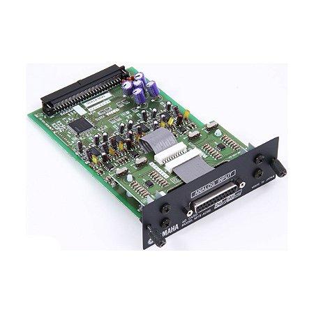 Interface Yamaha MY8 AD96 para mesa e mixer