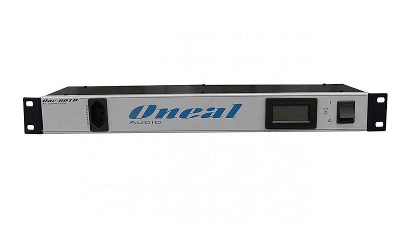 Regua Oneal de AC OAC-801-D Digital Bivolt
