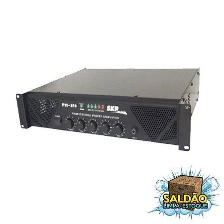 Amplificador SKP PW300 200 WRMS Biamp