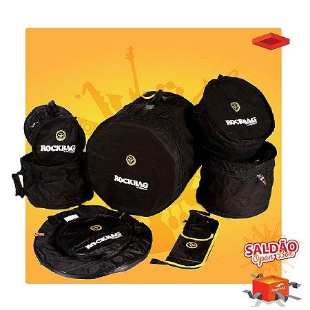 Bag Rockbag RB22902 B pra Bateria