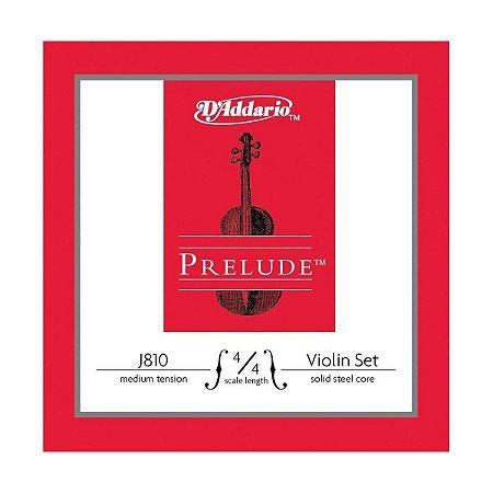Encordoamento D'Addario Violino 3/4 J810 3/4M