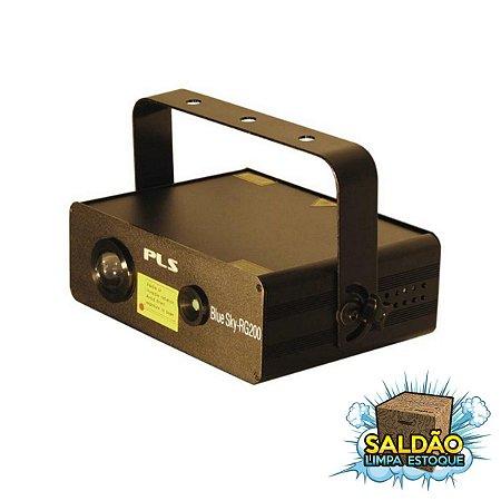 Laser PLS Blue Sky RG200