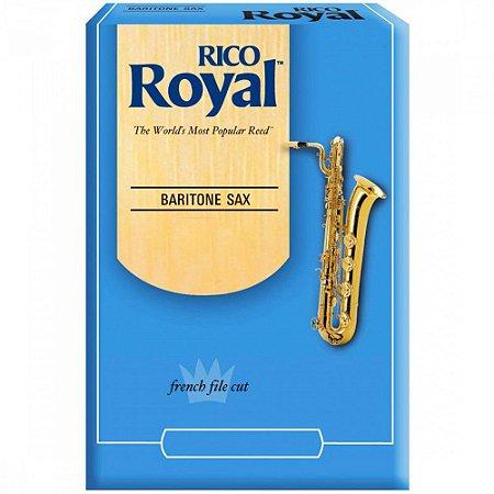 Porta Palheta Rico Royal (4 Palhetas) Alto/Clar