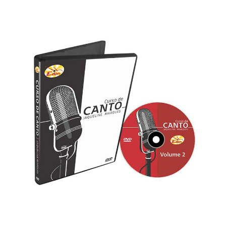 Video Aula EDON Curso de Canto VOL 2