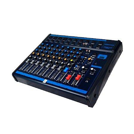 Mesa de som Oneal OMX-08 USB 08 Canais