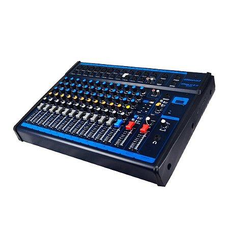 Mesa de som Oneal OMX-12 USB 12 Canais