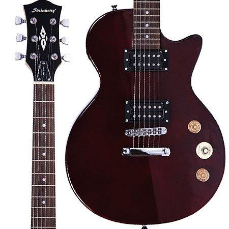 Guitarra Strinberg LPS200 / Les Paul / Vinho