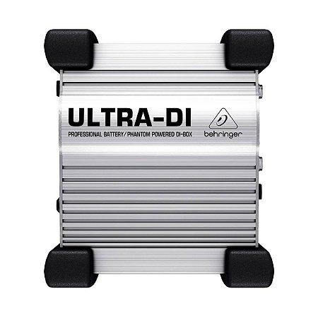 Direct Box Behringer ULTRA-DI DI100 - directbox