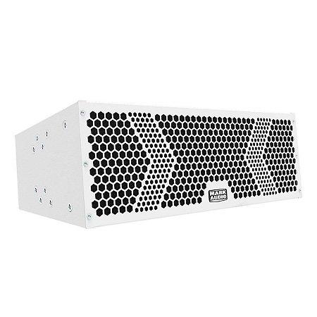 Caixa Mark Audio VMK6 BCO Line Array Branco 2AF6