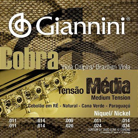 Encord Giannini Cobra P/ Viola GESVNM T. Media
