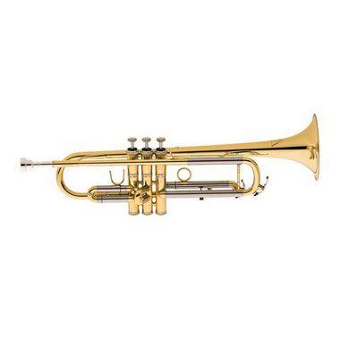 Trompete Eagle TR504 Sib Laqueado