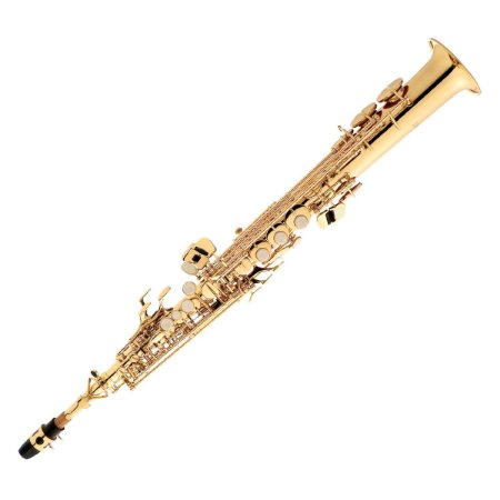 Sax Soprano Eagle SP502 Laqueado