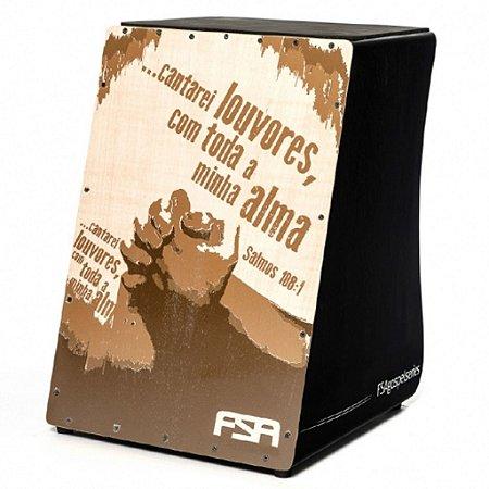 Cajon FSA Gospel Series FG 1501 Louvores Eletrico