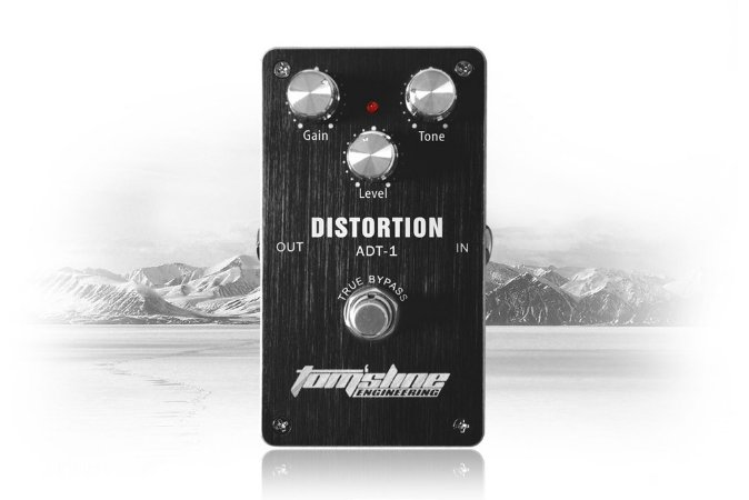 Pedal Tomsline ADT-1 Distortion