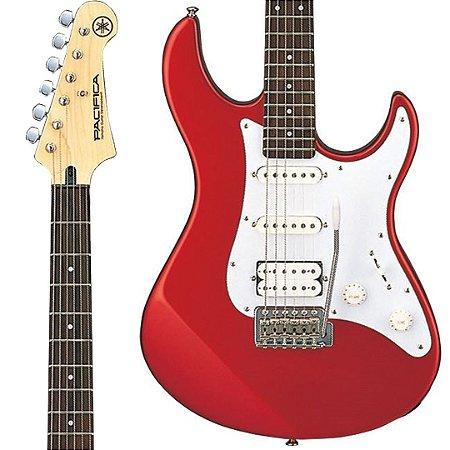 Guitarra Yamaha Pacific 012 RM Vinho