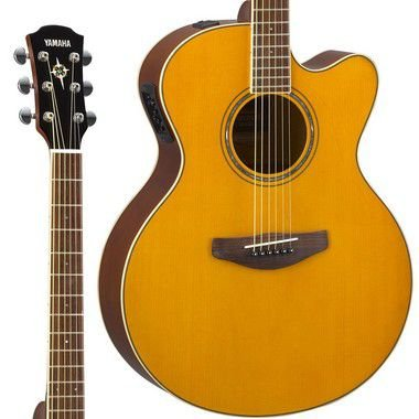Violao Yamaha CPX600 NT Jumbo Eletrico Natural