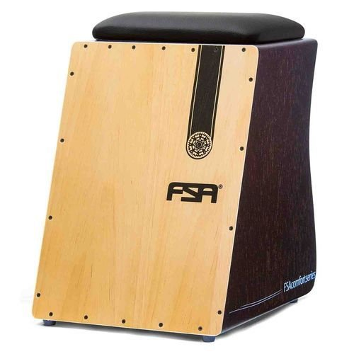 Cajon FSA Confort Series FCA-4505 Tabaco Eletrico