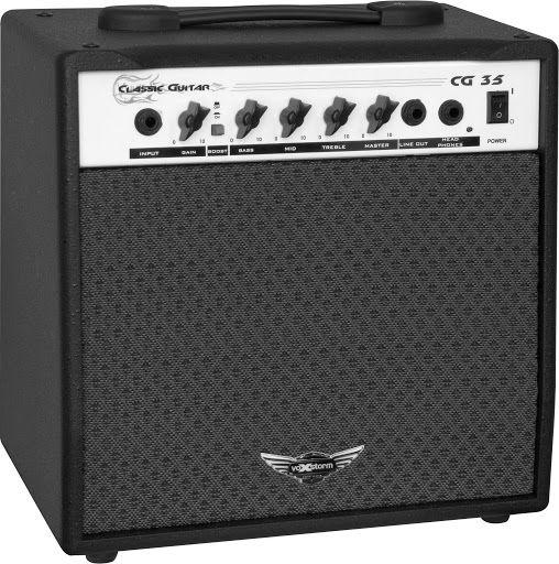 Caixa Voxstorm Classic Guitar CG-35 Gtr 20W AF08
