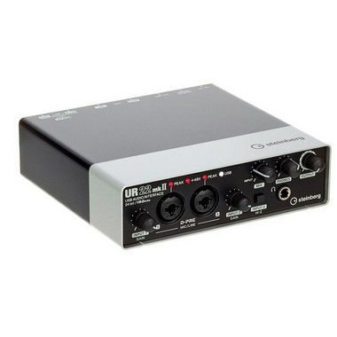 Interface Steinberg UR22MKII Portatil