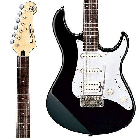 Guitarra Yamaha Pacific 112J BL Preta
