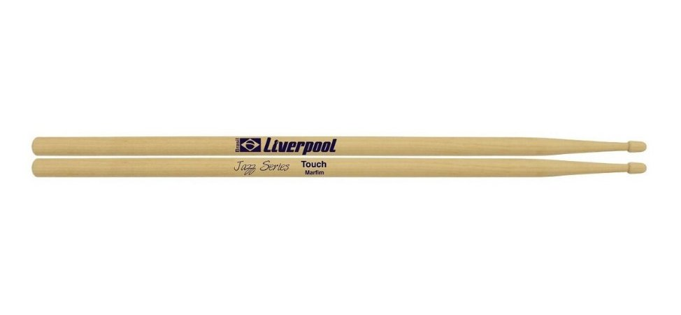 Baqueta Liverpool Jazz Line JZ TOUCH