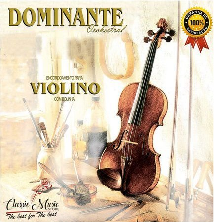 Encordoamento Dominante Orchestral para Cello