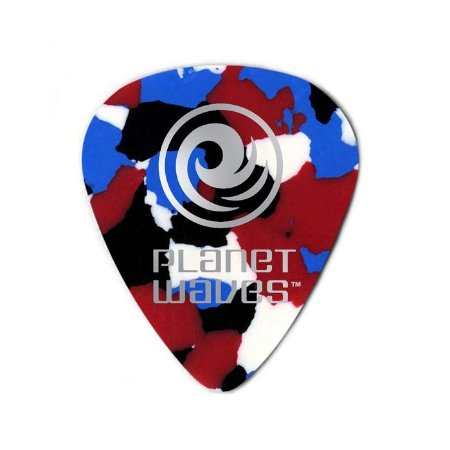 Palheta Planet Waves Multicolor 1CMC4-10 Media