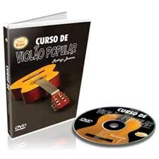 Video Aula Edon Curso de Violao Popular Vol 1