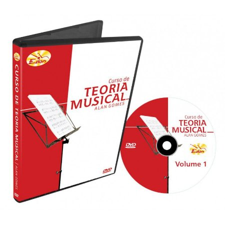 Video Aula Edon Curso de Teoria Musical Vol 1