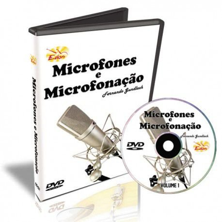 Video Aula Edon Curso de Microfones e Mic Vol 1