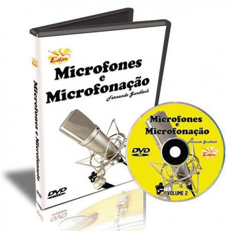Video Aula Edon Curso de Microfones e Mic Vol 2