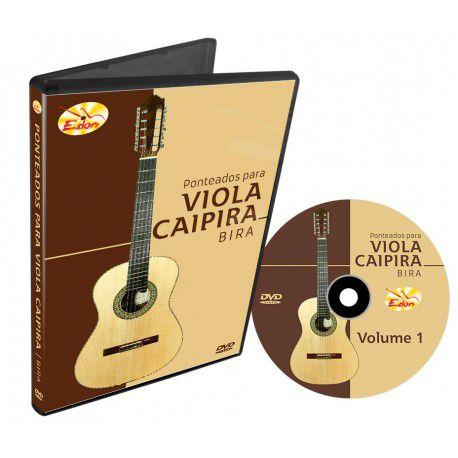 Video Aula Edon Curso de Ponteados Viola Vol 1