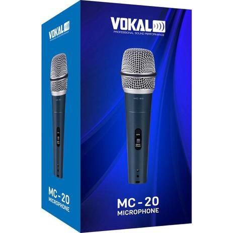Microfone Vokal MC20 Mao
